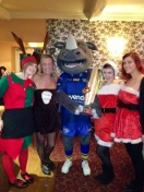 The Fox Horsforth fund raising event
